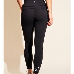 Lululemon X Peloton in Movement legging.